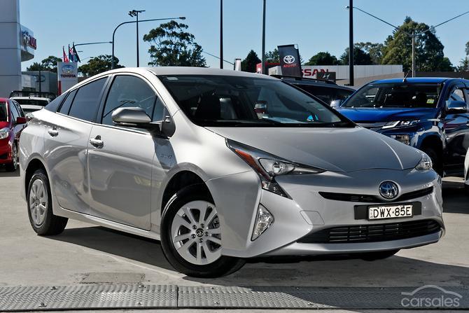 New Used Toyota Prius Cars For Sale In Australia Carsales Com Au