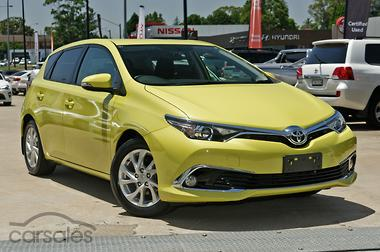 New Used Toyota Corolla Ascent Sport Cars For Sale In Australia