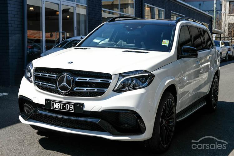New Used Mercedes Benz Gls63 Amg Cars For Sale In Australia