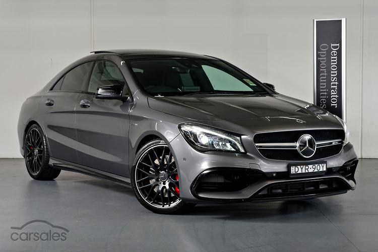 New Used Mercedes Benz Cla45 Cars For Sale In Australia Carsales