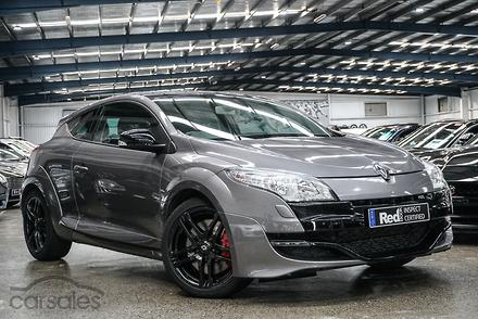 2012 Renault Megane Rs 265 Trophy Manual