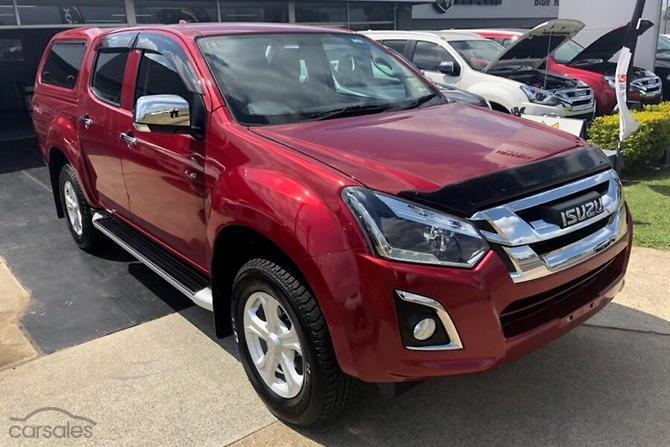 New Used Isuzu D Max Cars For Sale In Australia Carsales Com Au