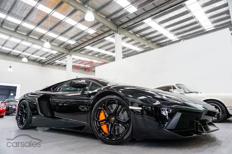 2012 Lamborghini Aventador LP700 4 Auto AWD