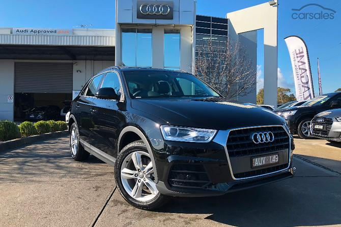New Used Audi Cars For Sale In Gippsland Victoria Carsalescomau - Audi cars for sale