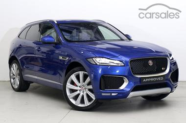 new & used jaguar f-pace cars for sale in australia - carsales.au