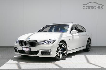 2017 BMW 750i G11 Auto