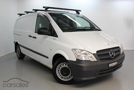 278b0b968c Similar cars. 2012 Mercedes-Benz Vito 110CDI SWB Manual MY11