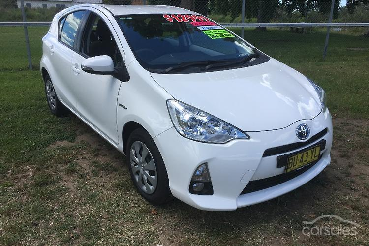 Used Toyota Prius >> New Used Toyota Prius Cars For Sale In Australia Carsales Com Au