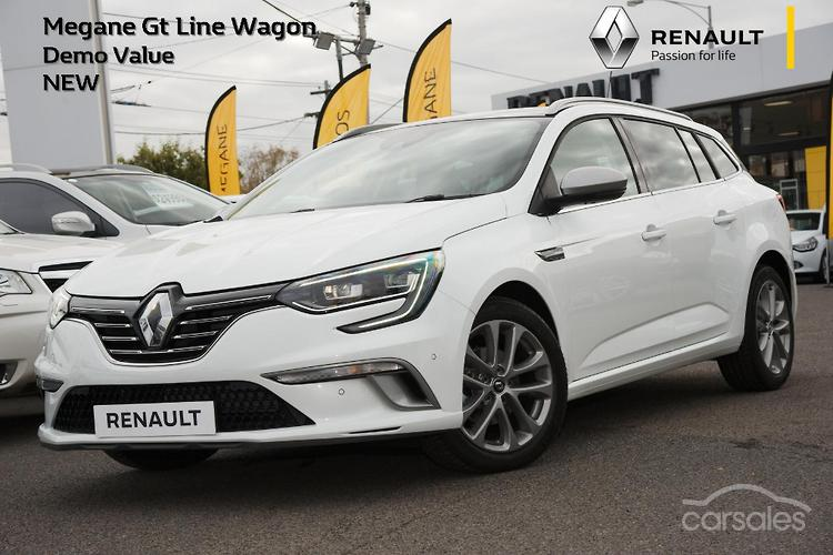 New Used Renault Megane Gt Line Wagon Cars For Sale In Australia