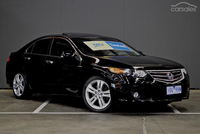 New Used Honda Accord Euro Cars For Sale In Victoria Carsales Com Au