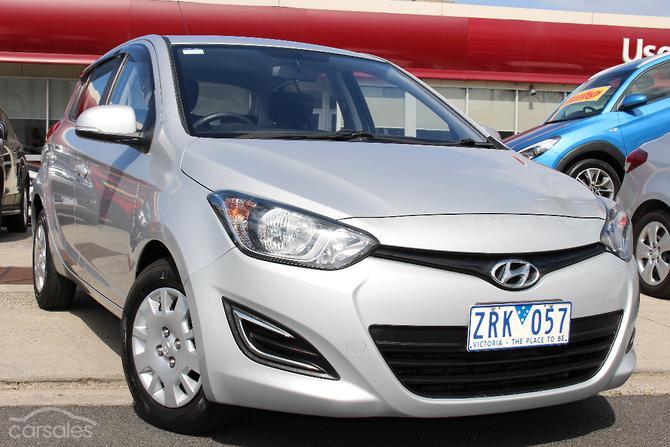 2013 Hyundai I20 Active Auto MY13