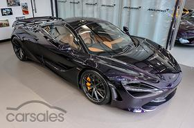 new & used mclaren 720s cars for sale in australia - carsales.au