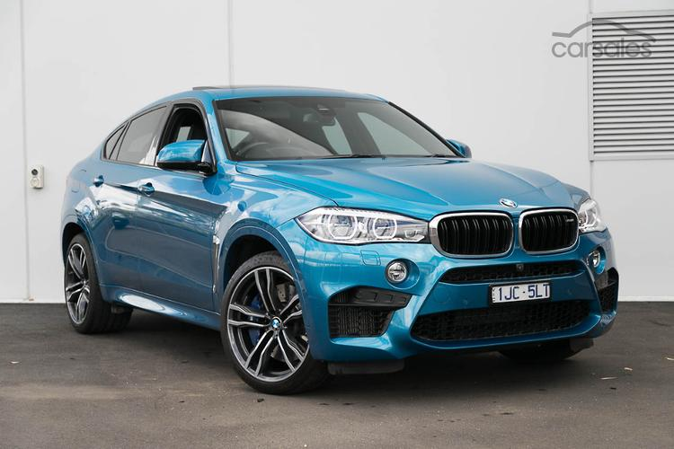 New Used Bmw X6 Blue Cars For Sale In Australia Carsales Com Au