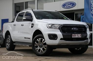 New Used Ford Ranger Wildtrak Px Mkiii Tradie Diesel Cars For Sale