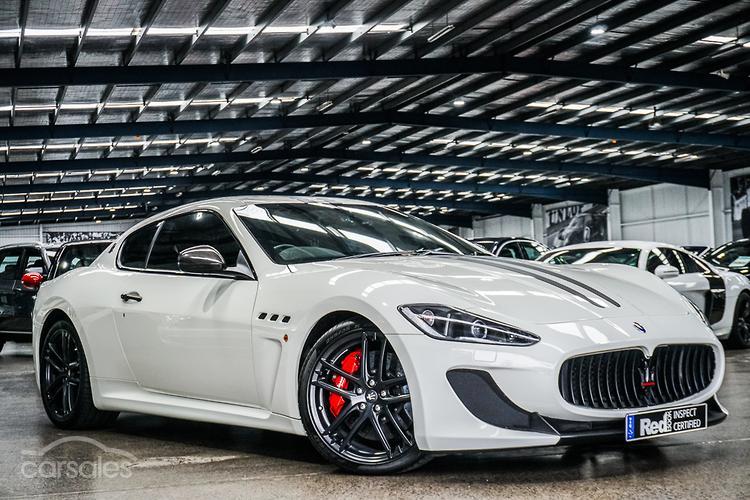 Maserati granturismo price australia