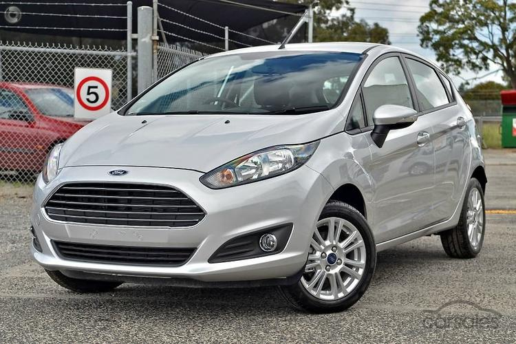New Used Ford Fiesta Cars For Sale In Sydney Metro New South Wales