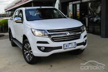 new used holden colorado cars for sale in australia