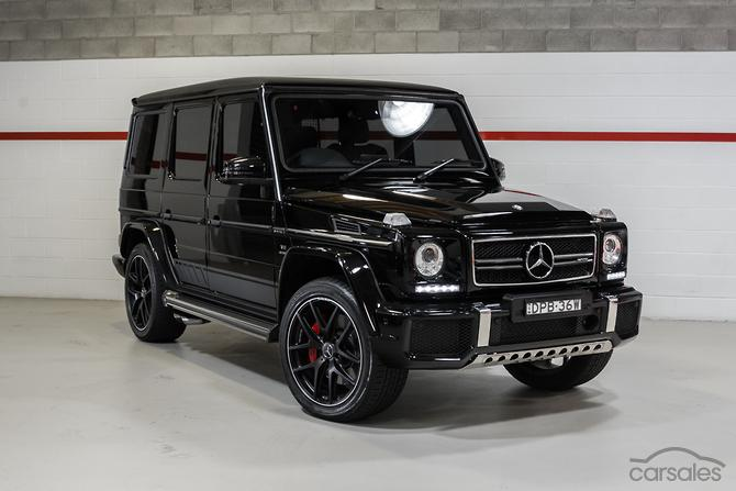 new & used mercedes-benz g class cars for sale in queensland