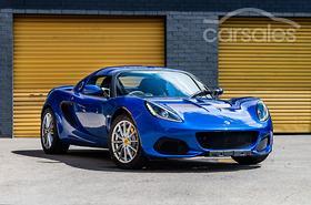 2018 Lotus Elise Sport 220 Manual My18