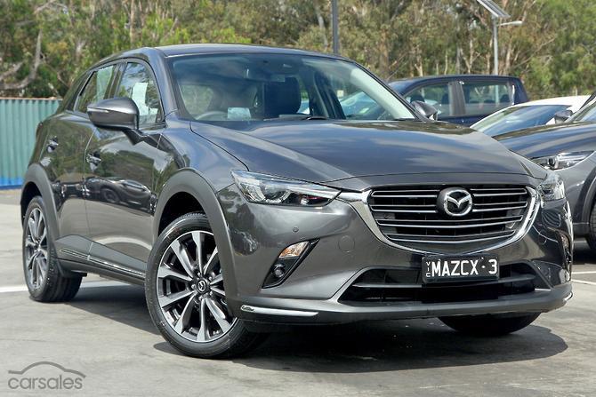 2018 Mazda Cx 3 Stouring Dk Auto Fwd
