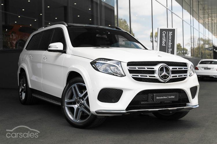 2018 Mercedes Benz Gls350 D Auto 4matic