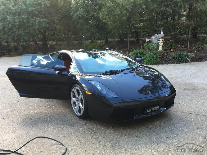 2004 Lamborghini Gallardo Auto AWD
