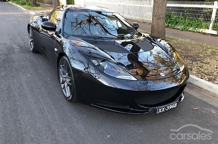 2011 Lotus Evora S Manual My12