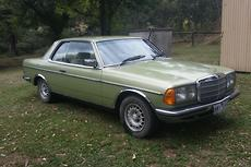 New Used Mercedes Benz 280ce W123 Coupe Cars For Sale In Australia