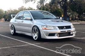 New & Used Mitsubishi Lancer GSR Evolution VII cars for sale in ...