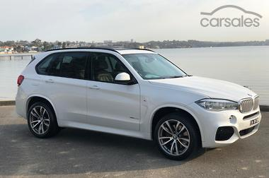 2014 BMW X5 XDrive50i F15 Auto 4x4