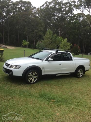 2005 Holden Crewman Cross 8 VZ Auto 4WD Dual Cab & New u0026 Used Holden Crewman cars for sale in New South Wales ...