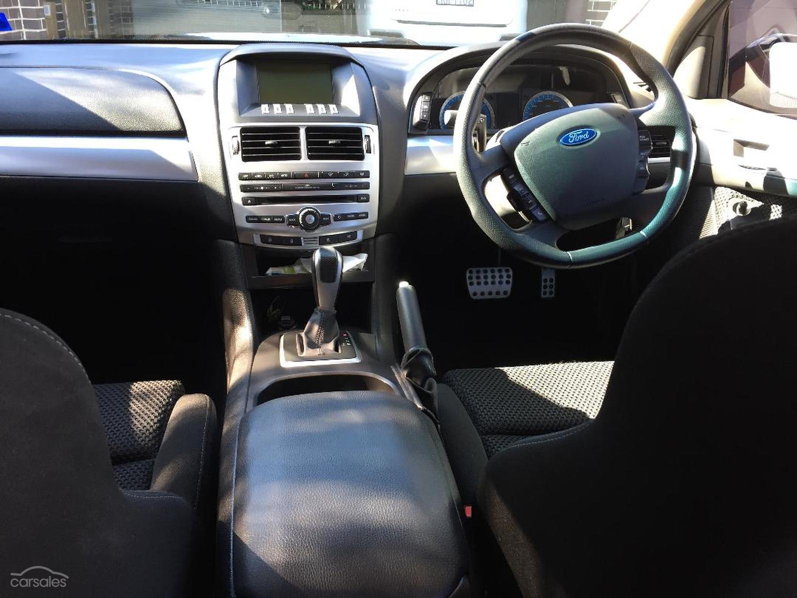 2009 Ford Falcon XR6 Turbo FG Auto-SSE-AD-5438520 - carsales
