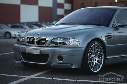 BMW M3 CSL E46 Auto MY04