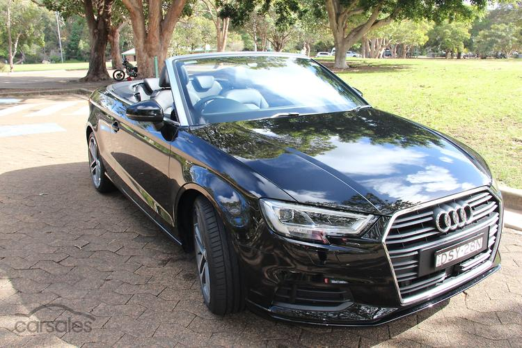 2017 Audi A3 Auto MY17