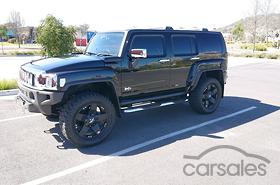 New Used Hummer H3 Cars For Sale In Australia Carsales Com Au