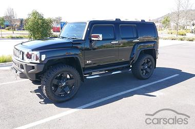 new used hummer h3 cars for sale in australia