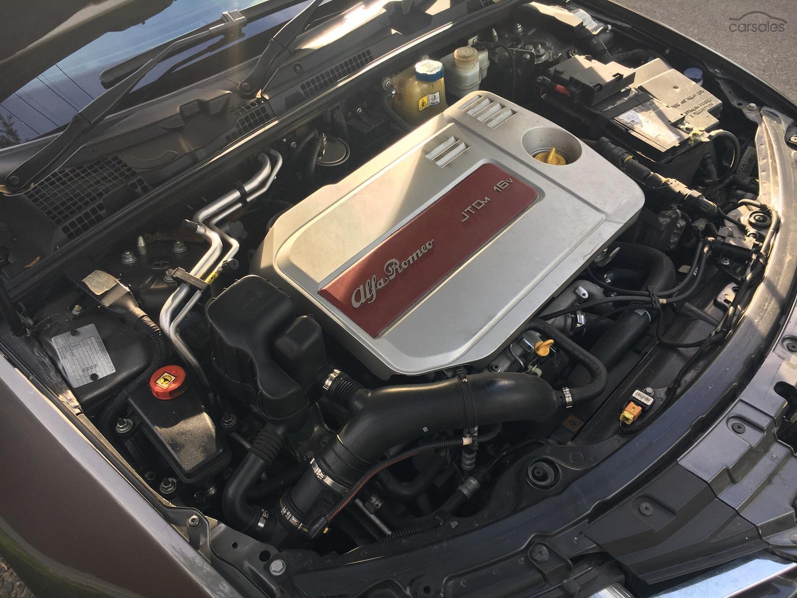 2009 Alfa Romeo 159 Jtd Auto My09 Sse Ad 5446775 Ferrari California Fuse Box