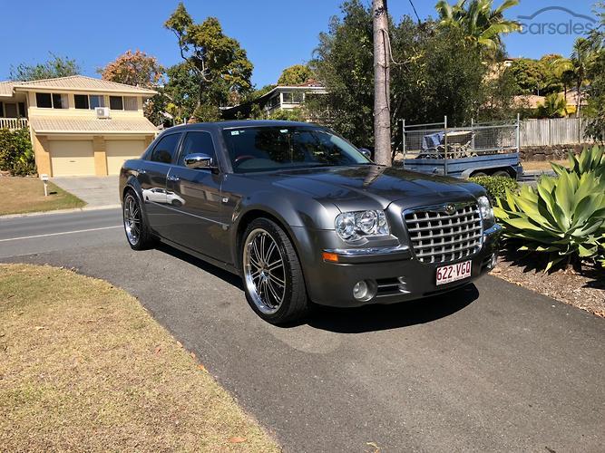 Chrysler 300c carsales