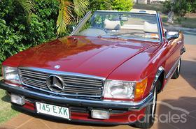 1977 Mercedes Benz 450sl Auto