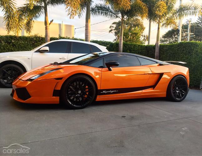 2004 Lamborghini Gallardo Manual AWD