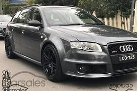 New Used Audi RS Cars For Sale In Australia Carsalescomau - Audi rs4 avant for sale