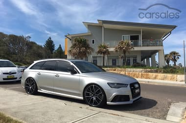 New Used Audi RS Cars For Sale In Australia Carsalescomau - Audi rs6