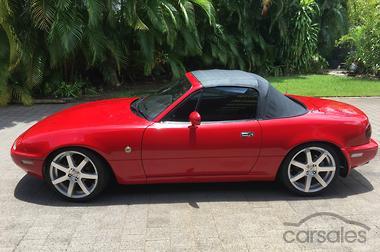 New & Used Mazda MX-5 NA Series 1 cars for sale in Australia ...
