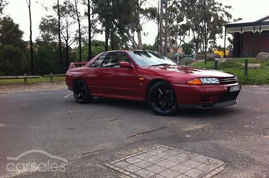 new used nissan skyline r32 cars for sale in australia. Black Bedroom Furniture Sets. Home Design Ideas