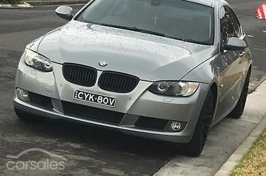 2007 BMW 325i E93 Auto MY08