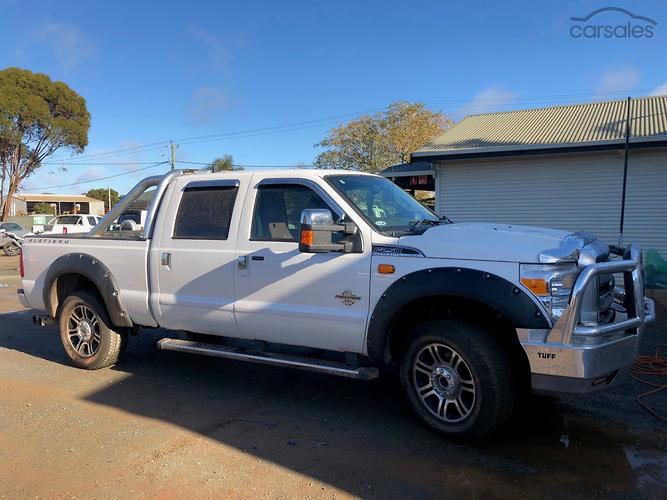 new used ford f250 cars for sale in australia carsales com au rh carsales com au 6.4 F250 Exhaust Custom F250 6 4