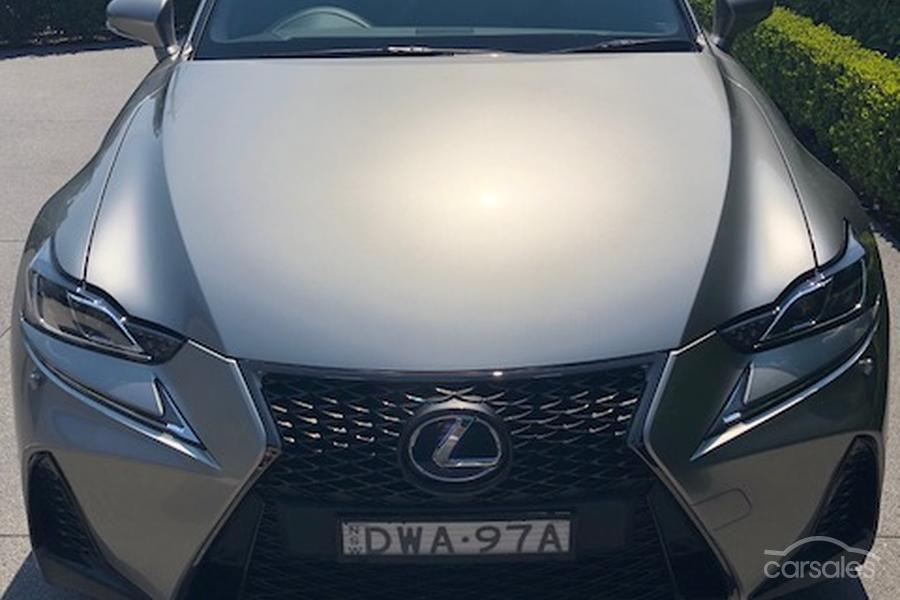 2018 Lexus IS300h F Sport Auto-SSE-AD-5660707 - carsales com au