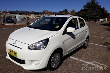 New used mitsubishi cars for sale in australia carsales 2013 mitsubishi mirage es la manual my14 fandeluxe Images
