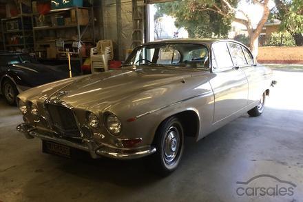 1969 jaguar 420g auto freerunsca Choice Image