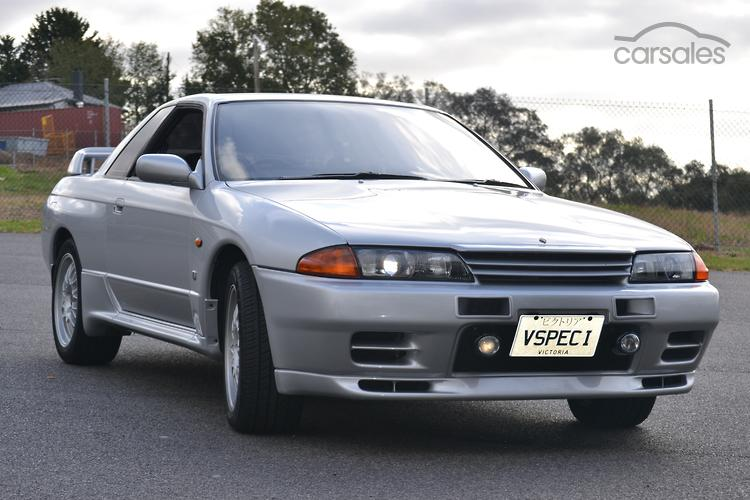 1993 Nissan Skyline GT R V Spec R32 Manual 4WD